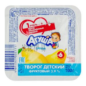 «Агуша» 3,9% груша