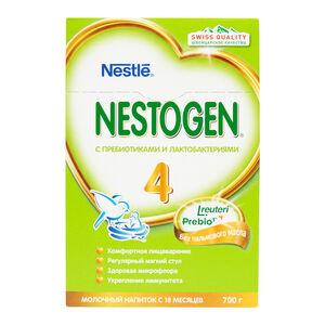 Nestogen 4 с 18 месяцев