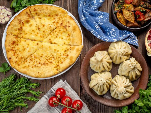 Хинкали & Хачапури