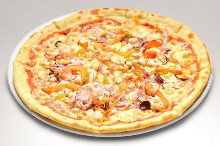 Пицца Мехико острая