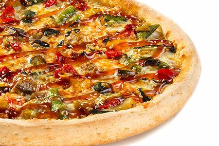 Пицца Овощи Терияки