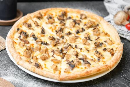 Пицца Сливочная Курочка