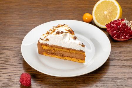 Торт Сливочно-карамельный
