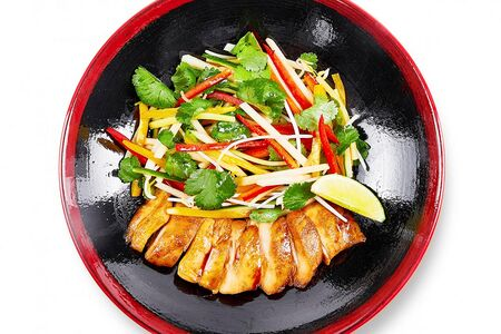 Курица с тайским соусом