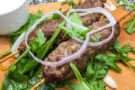 Мини Люля-кебаб из говядины