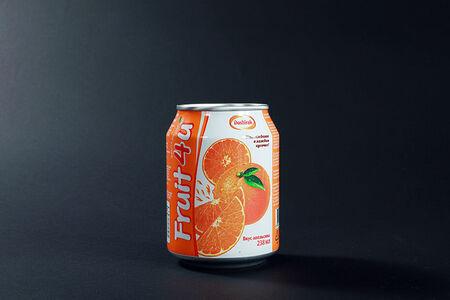 Сок с кусочками фруктов