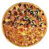 Фото к позиции меню Пицца Четыре времени года