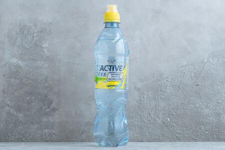 Aqua Minerale Active Лимон