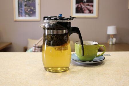 Чай Зеленый Порох