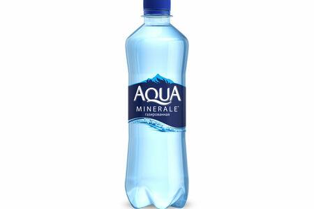 Питьевая вода Аква Минерале газированная