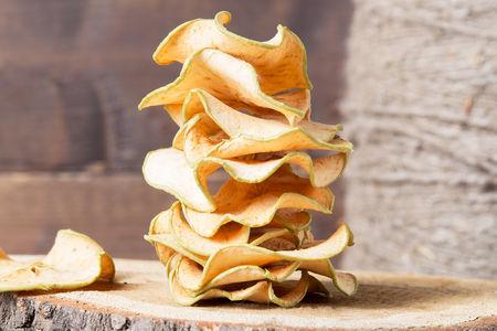 Чипсы из яблока