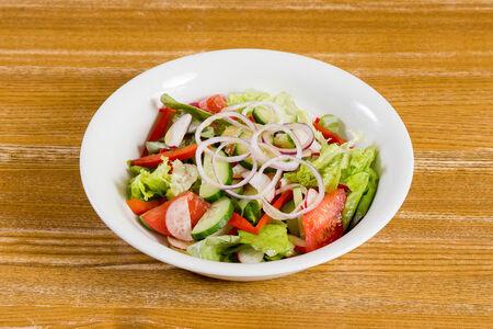 Салат Домашний овощной