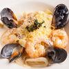 Фото к позиции меню Паста с морепродуктами