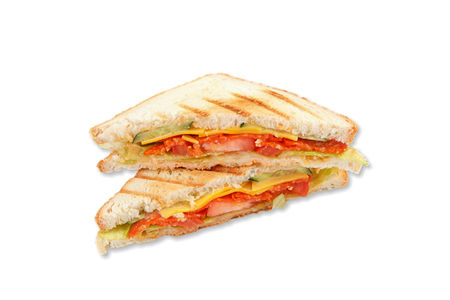 Сэндвич с пепперони
