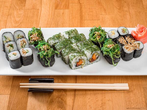Суши от Каркуши