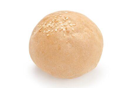 Хлеб Булочка деревенская с кунжутом мини