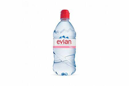 Вода Эвиан негаз
