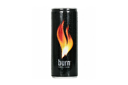 Энергетический напиток Burn