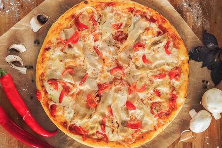 Пицца Хрустящий бекон