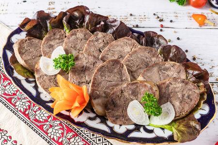 Казы по-узбекски