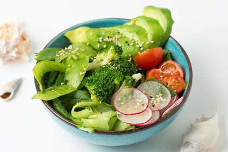 Боул овощной