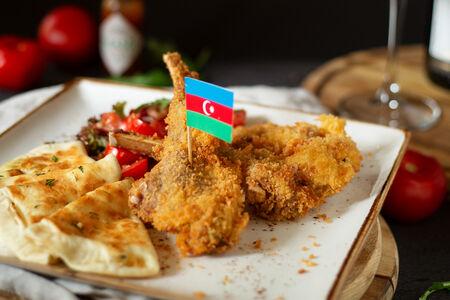 Азербайджанский ужин