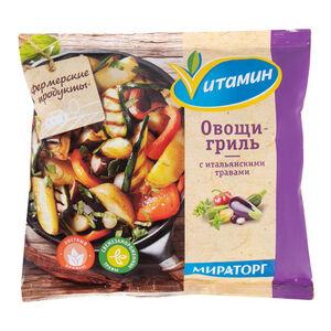 Овощи гриль «Vитамин»