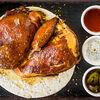 Фото к позиции меню Сочный подкопченный цыпленок