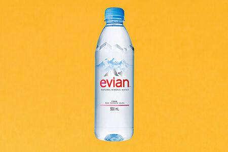 Вода Эвиан