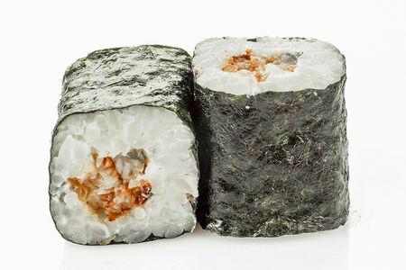 Ролл Угорь с сыром филадельфия