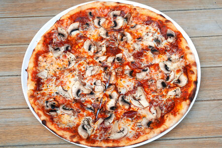 Пицца Фра Дьявола с пепперони