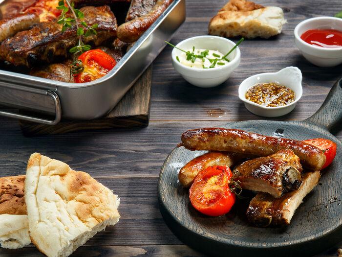 Aragac-Grill