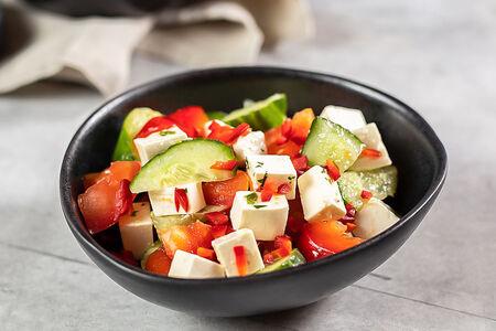 Салат Овощной с сыром фета