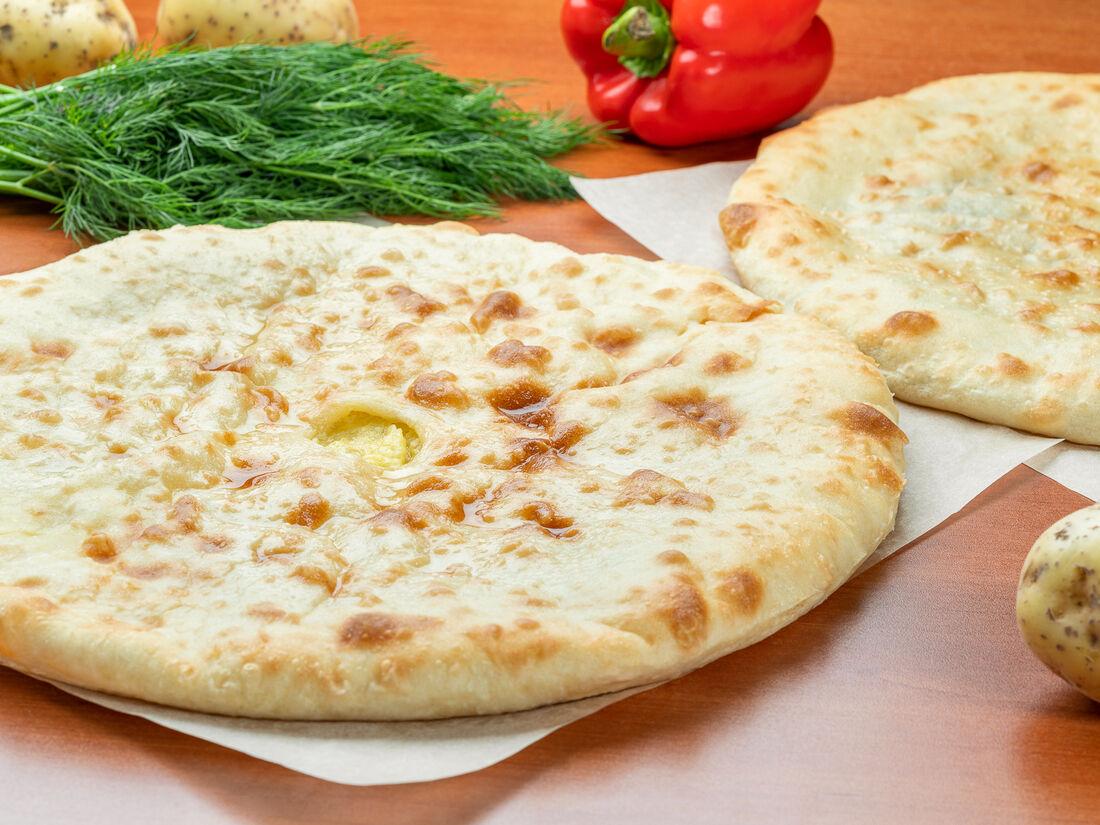 Осетинские пироги Дар Аланов