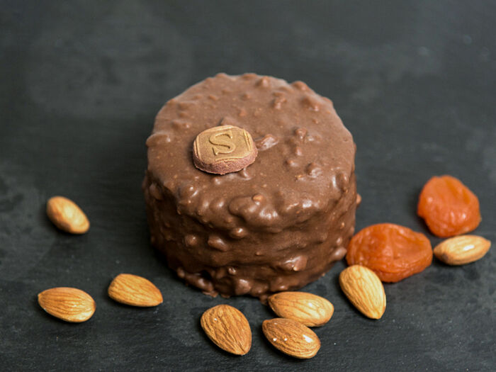 Десерт Захер