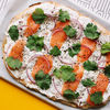 Фото к позиции меню Пицца Нордика