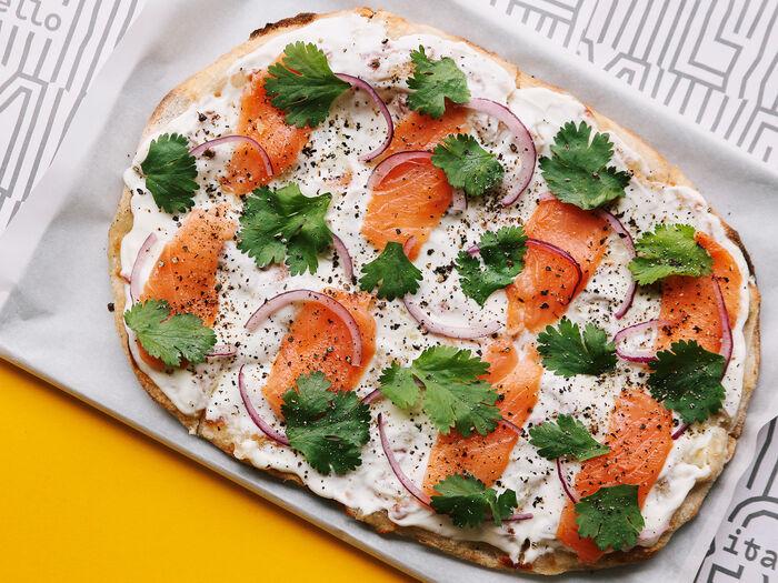 Пицца Нордика