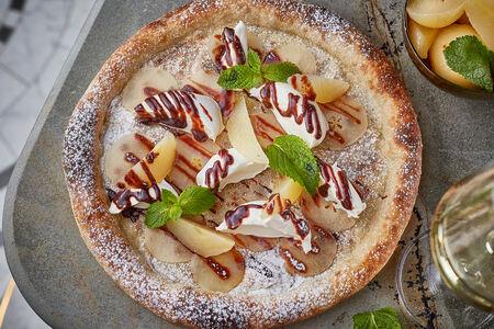 Пицца Груша и маскарпоне
