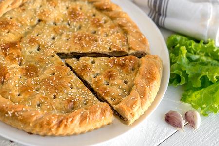 Пирог вегетарианский Турецкий