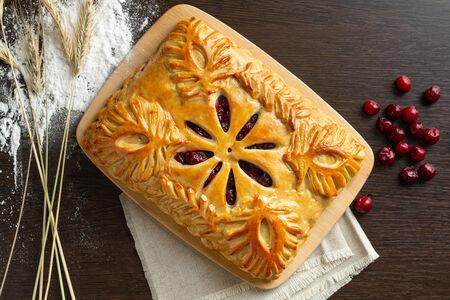 Русский пирог Спелая Вишня