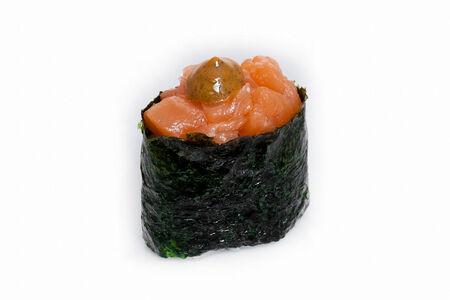 Суси Спайс с лососем