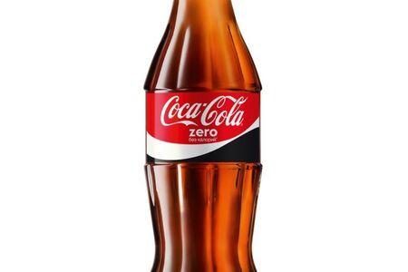 Кока-Кола Зеро, 0,25 л