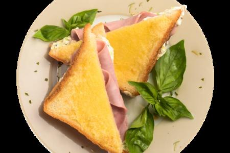 Сэндвич Крок Месье