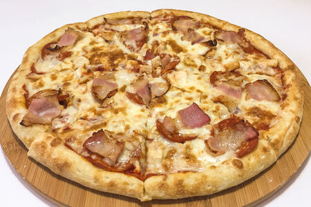 Пицца Супер бекон
