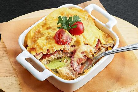 Мясо под сыром Карне Франчезе