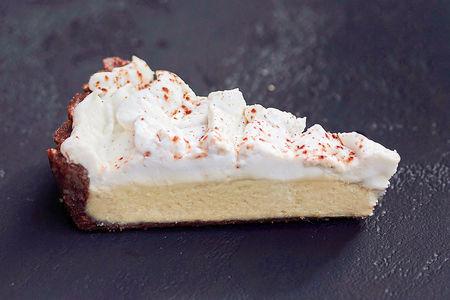 Тарт Белый шоколад