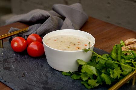 Крем-суп Праун
