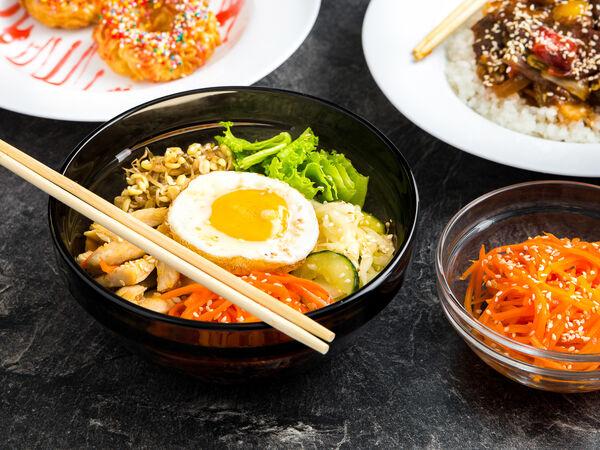 Korean Prime Burgers