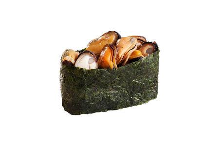 Суши с мидиями