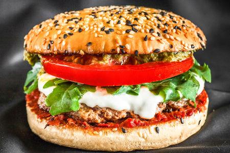 Бургер Тру Итальяно